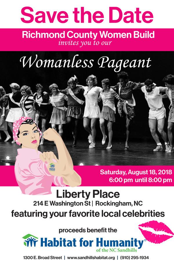 RC Womenless Fashion Poster 2