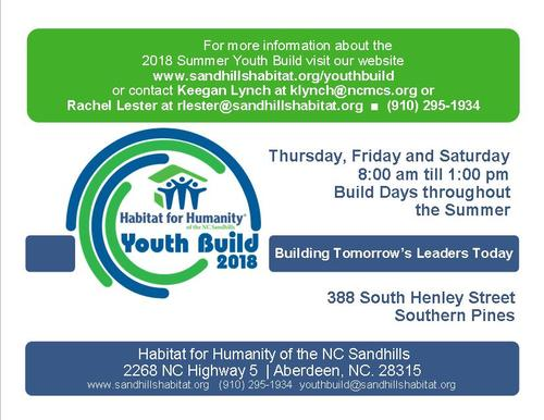 Youth Build Postcard