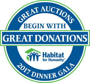 great auctions begin with great donations