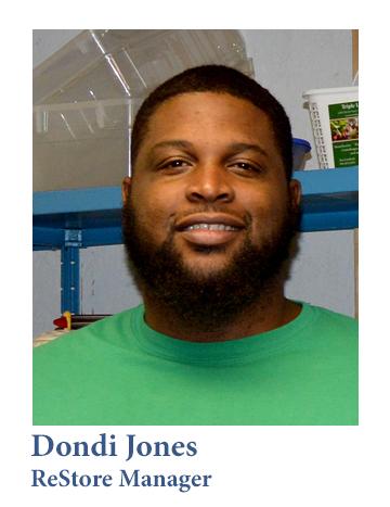 Dondi Jones with Title 2