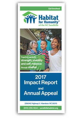 Annual Appeal Cover
