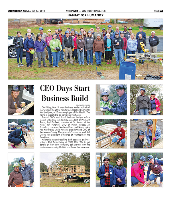 Business CEO Day 2018